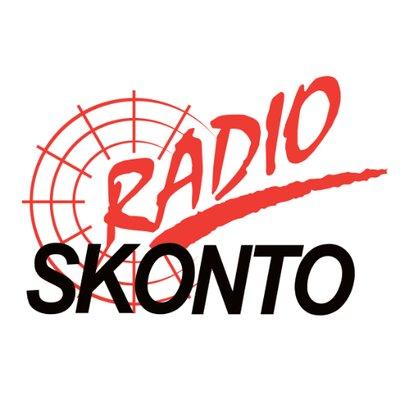 Radio Skonto Radio Logo