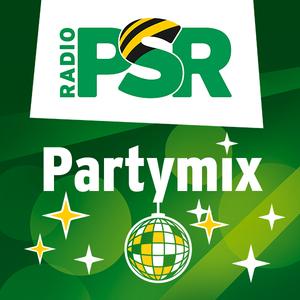 RADIO PSR Partymix Radio Logo
