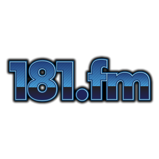 181.fm - The Rock (Hard Rock) Logo