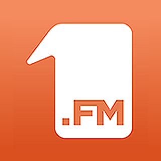 1.FM - Absolute 90's Radio Logo