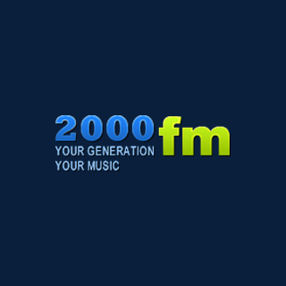 2000 FM - Chill Out Logo