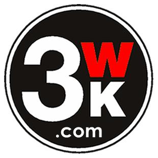3WK - Classic Alternative Radio Logo