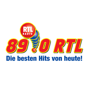 89.0 RTL - In The Mix Logo