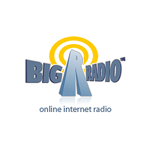 Big R Radio - 90s Alternative Rock Logo