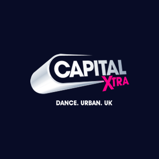 Capital XTRA - UK Logo
