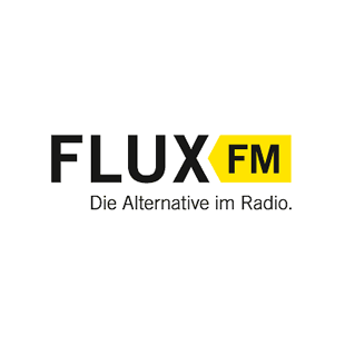 FluxFM - Berlin Beach House Radio Logo