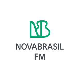 Rádio Nova Brasil FM (São Paulo) Logo