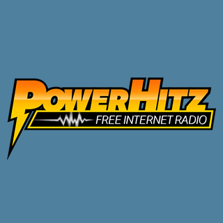 POWERHITZ - Ultimate 80's Logo