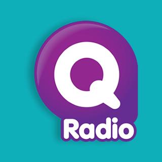 Q Radio - Mid Ulster Logo