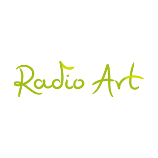 Radio Art - Greek Art Standards Radio Logo