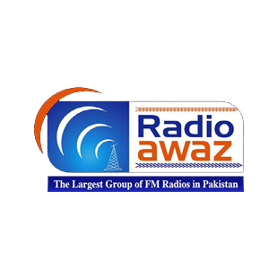 Radio Awaz 99 FM - Karachi Logo