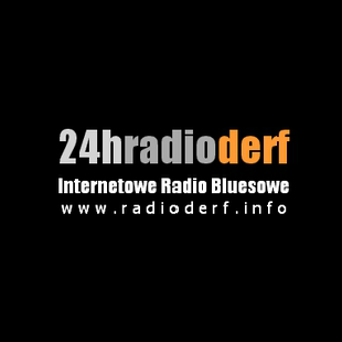 Radio Derf - Blues Rock Logo