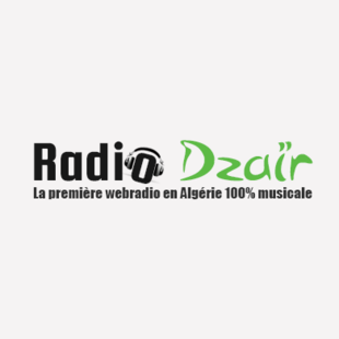 Radio Dzair - Andaloussia Logo