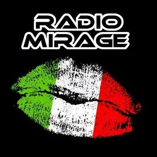 Radio Mirage - Euro Disco Logo