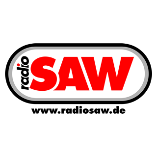 Radio SAW - 1A Rock Radio Logo