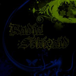 Radio Schizoid - Psychedelic Trance Logo