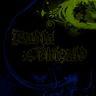 Radio Schizoid - Dub Techno Logo
