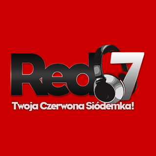 Radio Red7 - Główny Logo