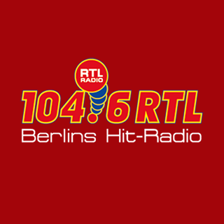 104.6 RTL - Best of Black Logo