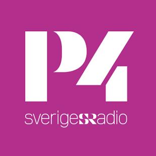 SR P4 - Jönköping Radio Logo