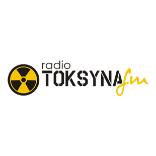 Radio Toksyna FM - Punk Rock Radio Logo