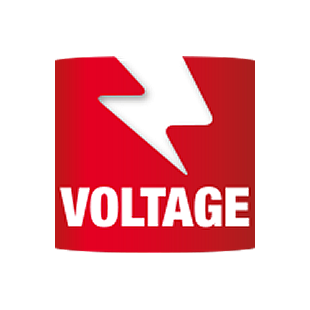 Voltage - Love Logo