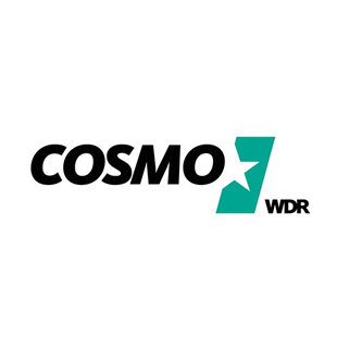 WDR Cosmo Logo
