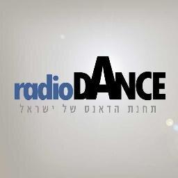 Israel's OLNY Dance Station Radio Logo