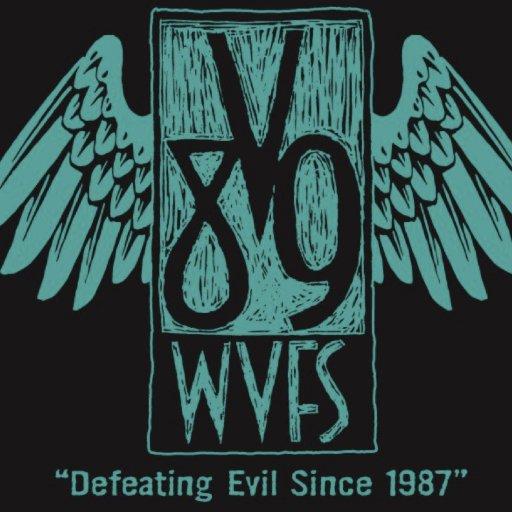 WVFS 89.7 FM Tallahassee, FL Radio Logo