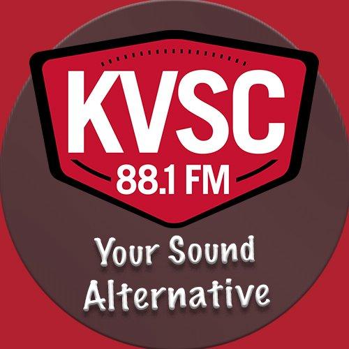 KVSC 88.1 FM Saint Cloud, MN Radio Logo