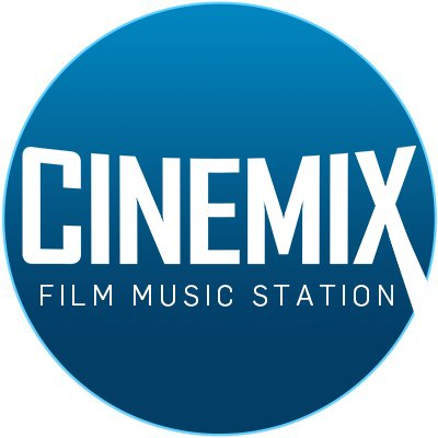 CINEMIX Radio Station Logo