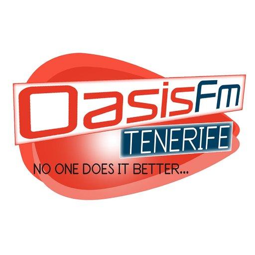 Oasis Fm Tenerife Radio Logo