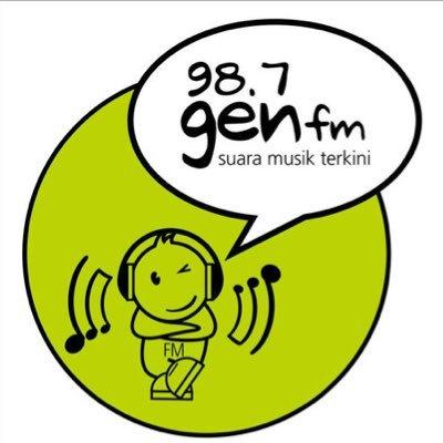 987 Gen FM Logo