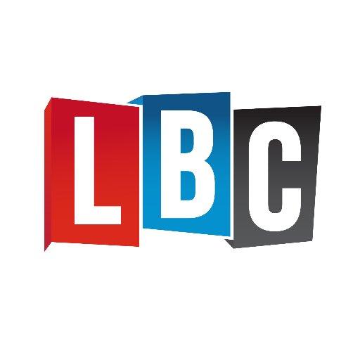 LBC (UK) Radio Logo