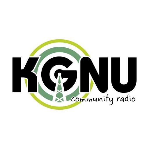 KGNU 88.5 FM Radio Logo