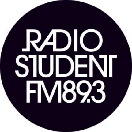 Radio Student 89.3 FM Logo