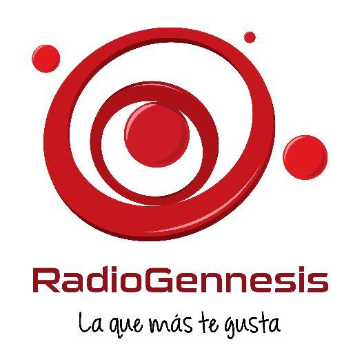 Gennesis - 92.7 FM - Copiapó Radio Logo