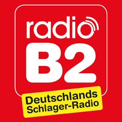 Radio B2 National Logo