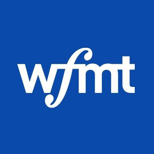 WFMT 98.7 FM Chicago, IL Radio Logo