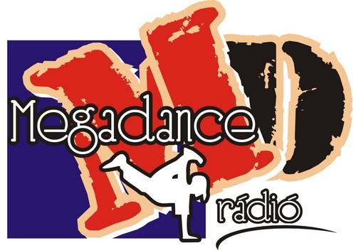 Mega Dance Rádió Logo