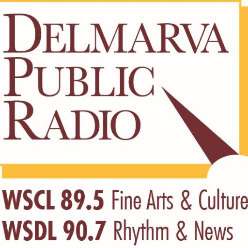WSCL 89.5 FM Salisbury, MD Radio Logo
