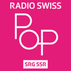 Radio Swiss Pop Radio Logo