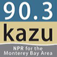 KAZU-HD2 90.3 FM Pacific Grove, CA Radio Logo