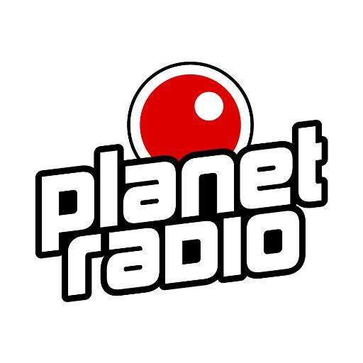 planet radio - the club Radio Logo