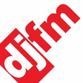 DJFM Radio Logo