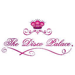 The Disco Palace Radio Logo