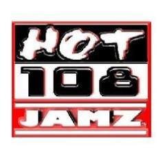 Hot 108 Jamz Logo