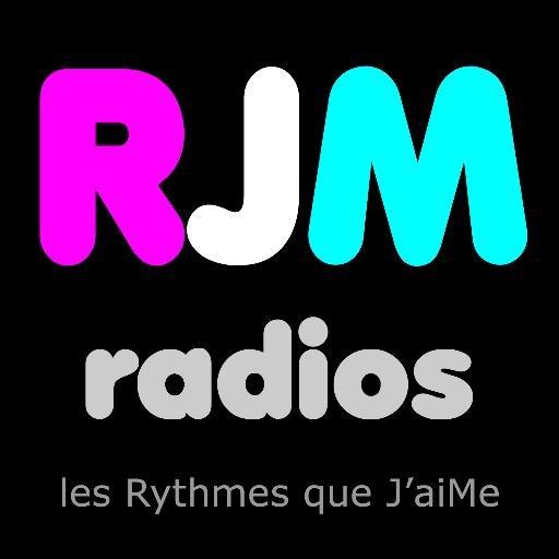 RJM 80 Radio Logo