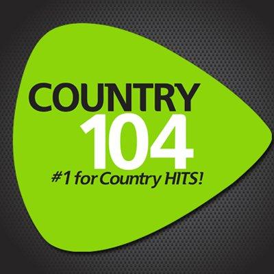 Country 104 Logo