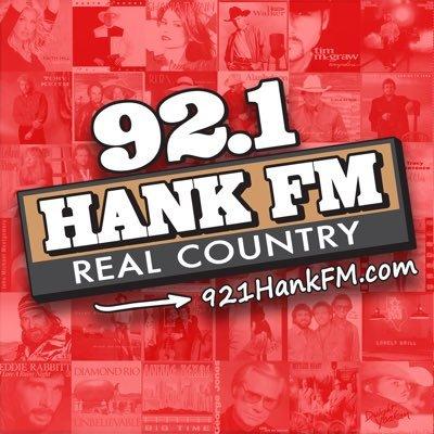 KTFW-FM Hank FM Logo